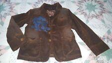 Boy's Replay Corduroy Jacket Age 6-7 xxs