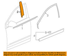 Cadillac GM OEM 10-16 SRX Front Door-Applique Window Trim Right 20932872