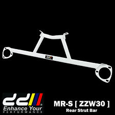 DD Racing 4 Point Rear Strut Tower Brace Bar Fits For MR-S MRS ZZW30 2000-07