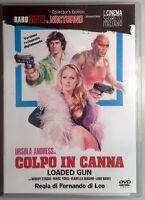Colpo In Canna- Rarissimo Dvd Fuori Catalogo Della RaroVideo - Nuovo Sigillato