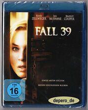 """""""FALL 39"""" - Horror Thriller - Bradley Cooper, Renée Zellweger - BLU RAY neu/OVP"""