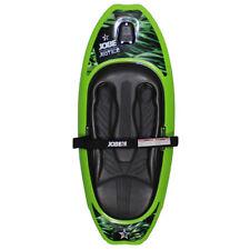 Jobe Justice Family PVC Plastic Waterski Kneeboard with Aqua Hook GREEN