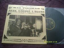 KID THOMAS-JAZZ,GOSPEL & BLUES LIVING NEW ORLEANS JAZZ 1973 LP