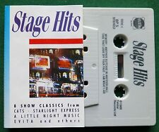 Stage Hits Michael Crawford Judy Collins Paul Nicholas + BP Cassette Tape TESTED