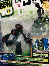 "New ULTIMATE ECHO ECHO - 4"" Ben 10 HAYWIRE Action Figure & MINI Figure"