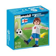 Playmobil Inglaterra jugador de fútbol 4732