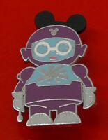 Used Disney Enamel Pin Badge Vinylmation Past Attractions - SMRT-1 2010