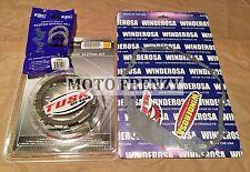 Honda TRX 250EX 250X 2001–2018 Tusk Clutch Kit w/ Springs & Clutch Cover Gasket