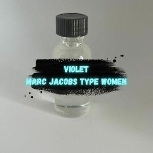 Violet (Women) Type Fragrance Body Oil