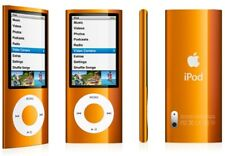 Apple iPod Nano 5th Gen ORANGE 8GB  WARRANTY GRADE B