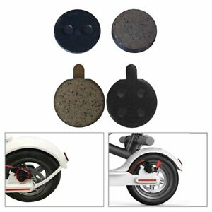 2 Pcs For Xiaomi M365/M365 Pro Electric Scooter Brake Pads Replacement Parts New