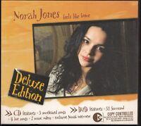 NORAH JONES Feels Like Home DELUXE EDITION CD/DVD & RARE BONUS TRACKS