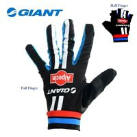 2019 Team Alpecin GIANT Cycling Gloves Bicycle Bike Sports Riding Cycle Gloves