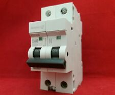 MEM MEMSHIELD2 MCH140N 40A 40AMP C TYPE C40 SINGLE POLE SP 1P AND NEUTRAL MCB FU