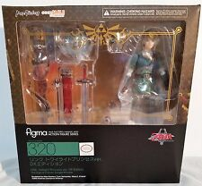 Link Legend of Zelda Twilight Princess DX Version Figma Action Figure 320