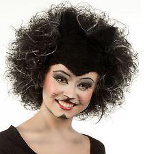 Wild Cat Peluca Con Tapa Teatral Teatro Cats El Musical Elaborado Vestido tocado
