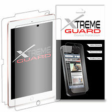 """XtremeGuard FULL BODY (Front+Back) Screen Protector For Apple iPad Pro 9.7"""""""