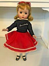 Madame Alexander Annabelle Doll 1950s Vintage Nice!