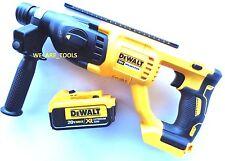 "New Dewalt DCH133 20V SDS 1"" Rotary Hammer Drill, (1) DCB204 4.0 Battery 20 Volt"