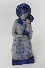Maria im Sternenkleid Plein Eifel Skulptur Patina Madonna Kunst Madonna *Art