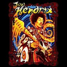 Jimi Hendrix Colorful T Shirt  You Choose Style, Size, Color  Up to 4XL 10448