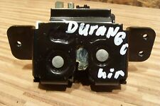 Dodge Durango II Heckklappe Schloß