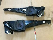 BMW E39 Front Door Speakers Left and Right 2752555962 2752555961 530d Touring