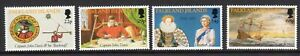 Falkland Is. 1992 400th Anniversary of First Sighting set fine fresh MNH