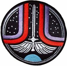 The Last Starfighter Embroidered Movie Logo Patch