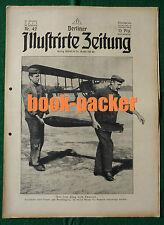 BERLINER ILLUSTRIRTE ZEITUNG 1917 Nr. 42: Fesselballon und Fallschirm