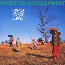 3 Years 5 Months & 2 Days in the Life Of. by Arrested Development DISC ONLY #80B