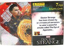 Doctor Strange Movie Trading Card - 1x #007 Mystic Card Foil - TCG