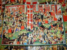 Puzzle Jan van Haasteren 1500 Teile Crazy Casino *TOP*