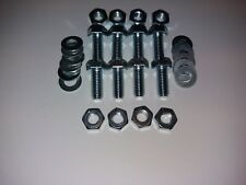 VW Bumper Iron to Chassis Bolt Set  Beetle, Camper Etc