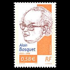 France 2002 - Poett Alain Bosquet - Sc 2873 MNH