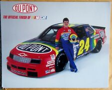 JEFF GORDON #24 DUPONT 8X10 PHOTO