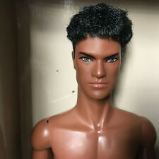 NUDE 'Fast Track' VICTOR JAMES Homme Doll Jason Wu Integrity Toys NUDE