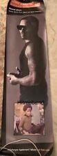 "Affiche promo Fnac Lenny Kravitz album ""Black & White America"" 2011 Poster PLV"