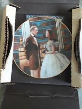 1991 Gone With The Wind Critic's Choice A Declaration Of Love Ltd Ed Plate Mib