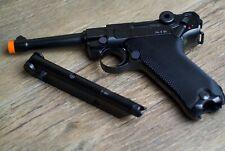 KWC Luger Airsoft GBB Pistol