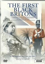 THE FIRST BLACK BRITONS DVD PROFESSOR ROGER N BUCKLEY