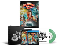 Big Trouble In Little China - Collector's Edition Blu-ray + Poster + Vinyl