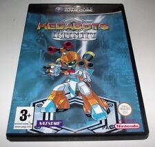 Medabots Infinity Nintendo Gamecube PAL *Complete*