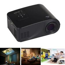 HD 1080P Home Theater Multimedia LED LCD Projector PC TV VGA USB HDMI Projector