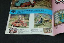 Irwin Toys 1969 1970 Dealer Catalog Gi Joe Hasbro Original