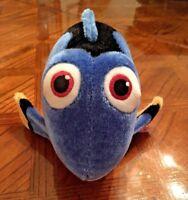 New! Steiff Disney Dory Fish Blue Black Yellow Mohair 575/2000 Limited Ed 354892
