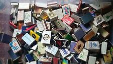 Matchboxes/ Matchbooks