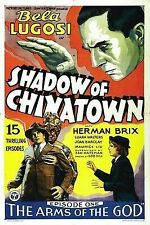 Shadow of Chinatown Dvd