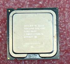 Intel Pentium Dual Core /  1.80 GHz / 1M / 800 MHz - SLA8Z - E2160 - Socket 775