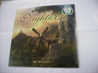 "NIGHTWISH - MY WALDEN - 12"" DARK GREEN VINYL NEW SEALED 2016 RSD"